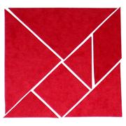 Lépreuve du tangram
