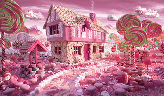 Candy Cottage