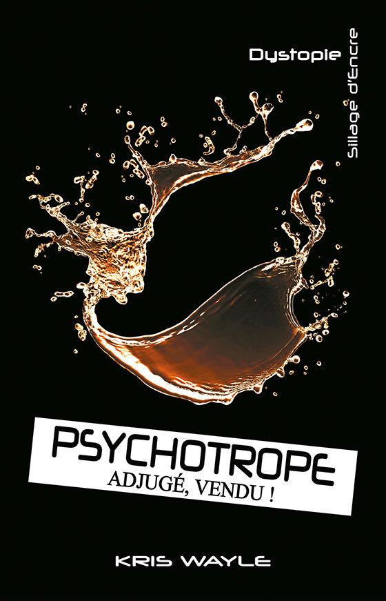 Photo de la couverture de Psychotrope